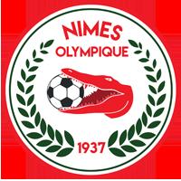 Blason Nimes Olympique Foot