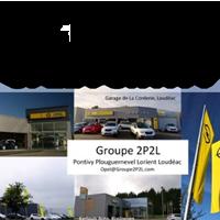 Logo Opel Pontivy