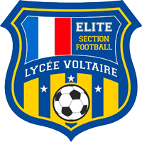Blason section foot elite lycee Voltaire - Egypte