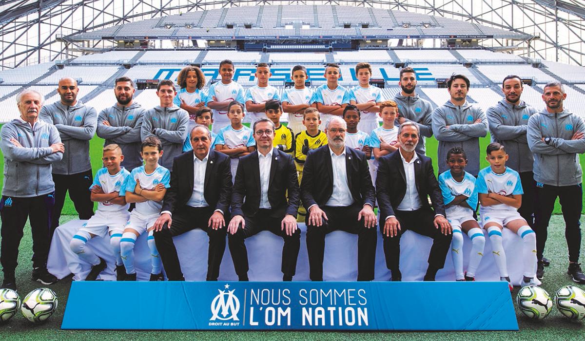 Equipe Olympique de Marseille