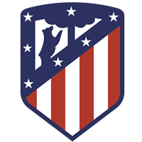 Logo équipe Atlético Madrid
