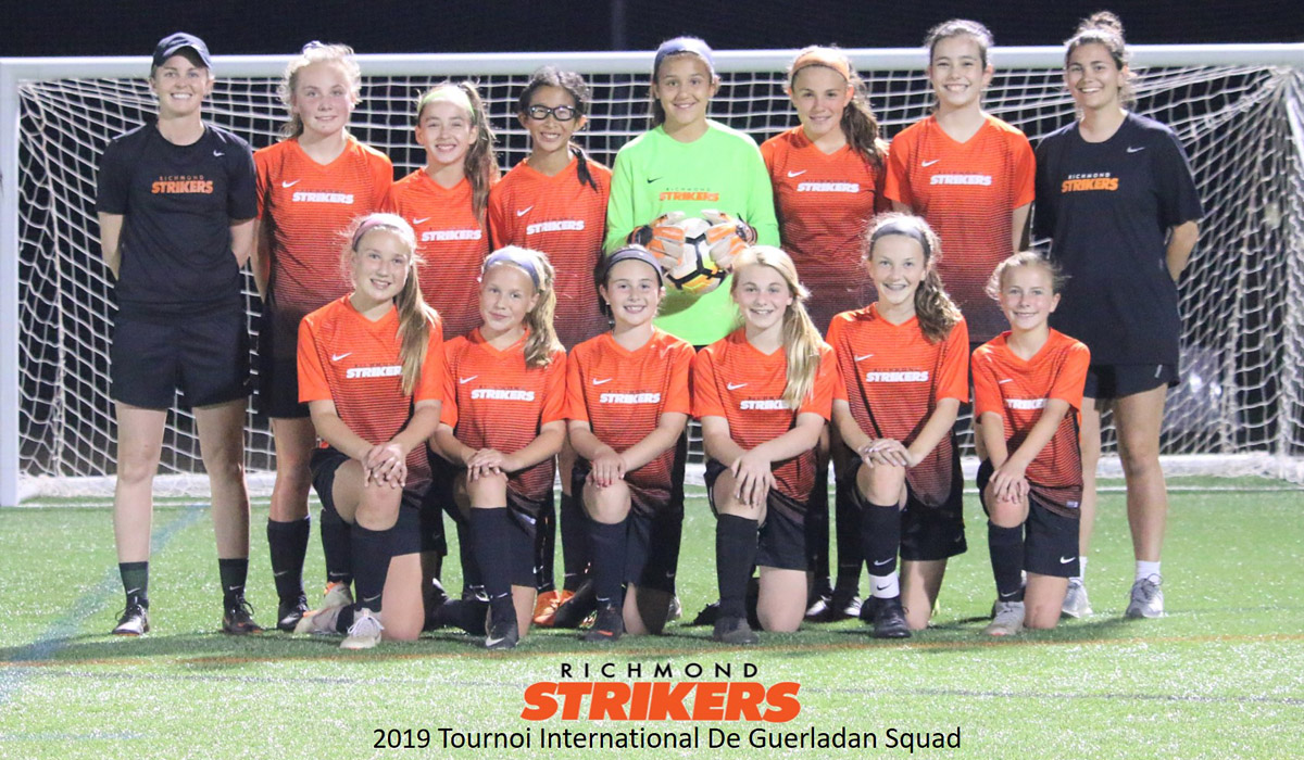 Equipe RICHMOND STRIKERS