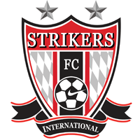 Logo Strikers FC USA