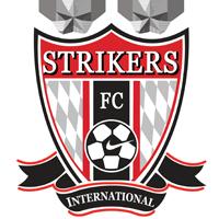 Logo Strikers FC USA