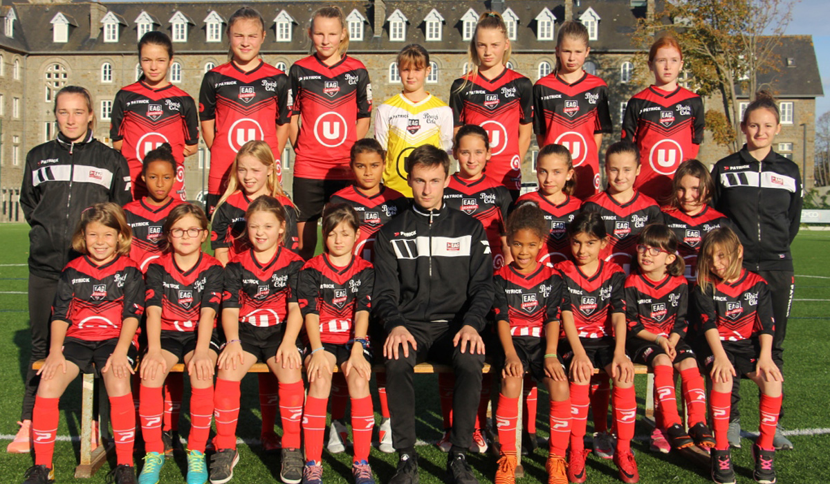 Equipe Filles EAG U12