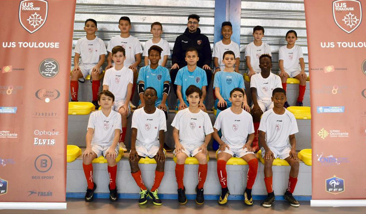 Equipe UJS TOULOUSE