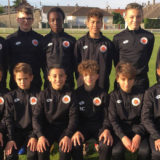 L'équipe du FC CAUDEBEC ST PIERRE