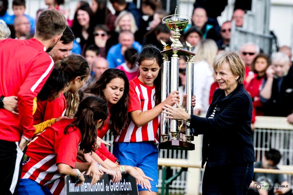 ATLETICO de MADRID Vainqueur TIG 2019