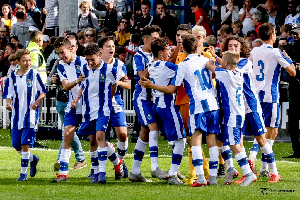 FC PORTO VAINQUEUR TIG 2019