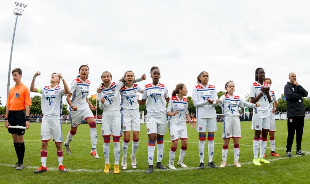 LYON FC Joie aux tirs au but