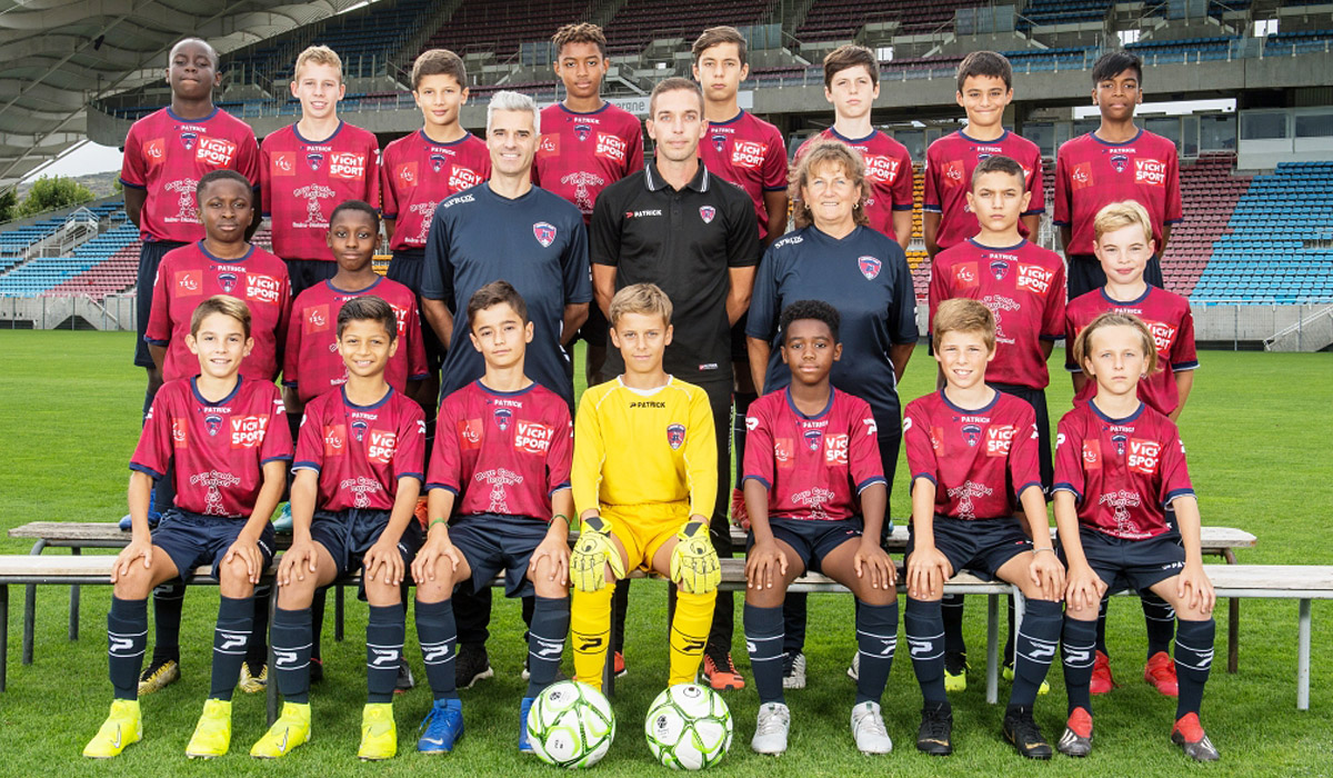 Equipe CLERMONT FOOT 63