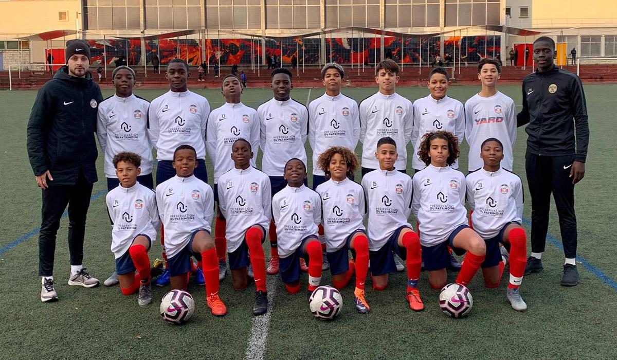 PARIS ALESIA FC 75