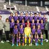 Equipe filles TOULOUSE FC