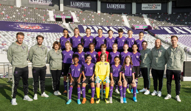 TOULOUSE FC | 31 | F