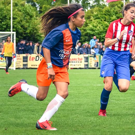 Justine ROUQUET, Montpellier Herault SC, meilleure joueuse 2019