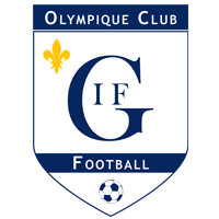 Blason Olympique Club Gif-sur-Yvette